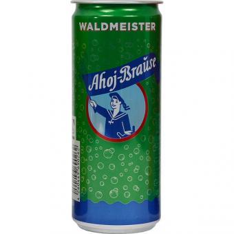 Ahoj Brause Waldmeister 12 Dosen 0,33l