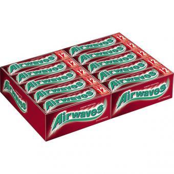 Wrigley Airwaves Cherry Menthol 30x 12er