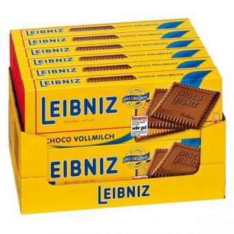 Bahlsen Leibniz Schokokeks Vollmilch 12x 125g