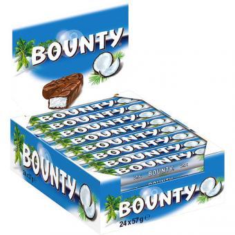 Bounty 24 Schokoriegel 57g