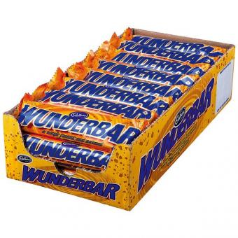 Cadbury Wunderbar 24x 49g