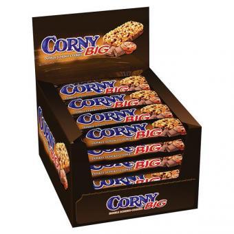 Schwartau Corny Big Schoko Cookies 24x 50g