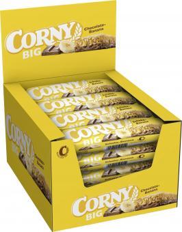 Schwartau Corny Extra Big Schoko Banane 24x 50g