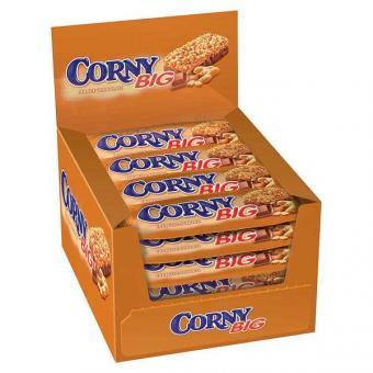 Schwartau Corny Big Peanut & Chocolate 24x 50g