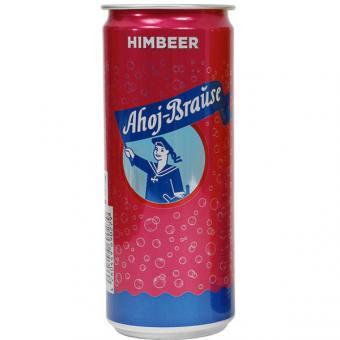Ahoj Brause Himbeere 12 EINWEG Dosen 0,33l