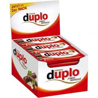 Ferrero Duplo 2er 24x Doppelriegel (2x18.2g)