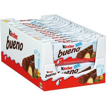 Ferrero Kinder Bueno 30x 43g