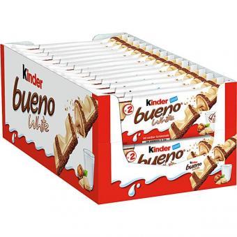 Ferrero Kinder Bueno White 2er  30x 39g