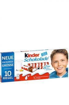 Ferrero Kinderschokolade 10x 125g