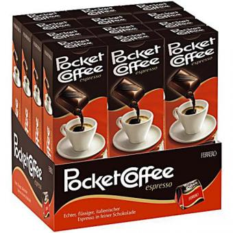 Ferrero Pocket Coffee 12x 62g