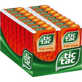 Ferrero Tic Tac Orange 100er 16x 49g