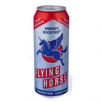 Flying Horse Energy Drink 24x 0,5l EINWEG Dose