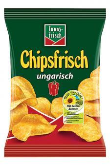 Funny Frisch Chips ungarisch 30x 30g