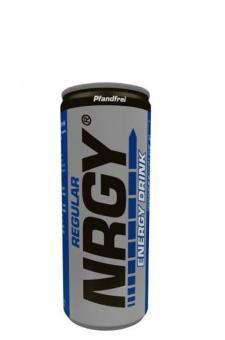 NRGY Energy-Drink Dose 24x 0,25l EINWEG Dose