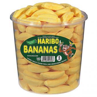 Haribo Bananas 150 Stück