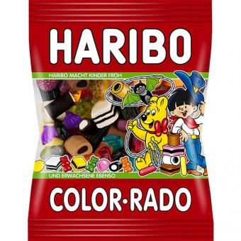 Haribo Color-Rado Beutel 15 x 200g