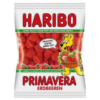 Haribo Erdbeeren / Primavera 9x 200g