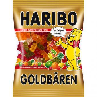 Haribo Goldbären Beutel 18x 200g