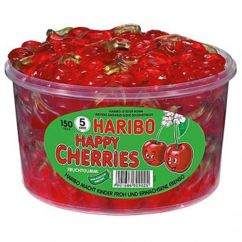Haribo Happy Cherries / Kirschohrringe 150 Stück