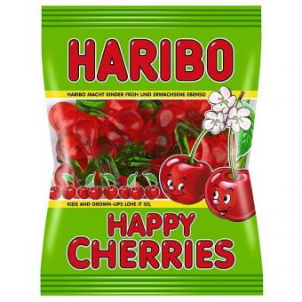 Haribo Happy Cherries 18x 200g