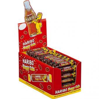 Haribo Roulette Cola 50 Rollen
