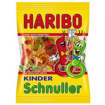 Haribo Kinder Schnuller 18x 200g
