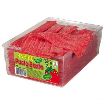 Haribo Pasta Basta Erdbeere 150 Stück