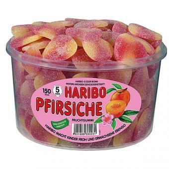 Haribo Pfirsiche 150 Stück