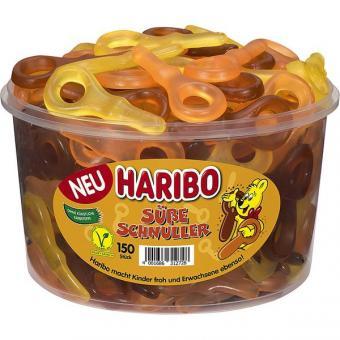 Haribo Süße Schnuller 150 Stück