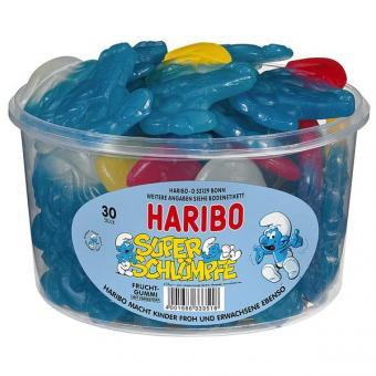 Haribo Super-Schlumpf 30 Stück