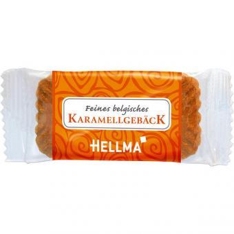 Hellma Karamellgebäck 1800g 300 Stück