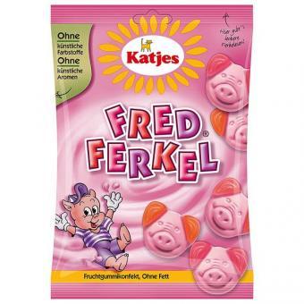 Katjes Fred Ferkel 16x 200g