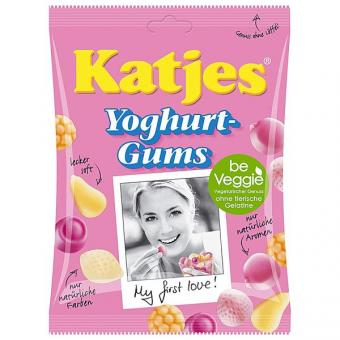 Katjes Yoghurt Gums 20x 200g