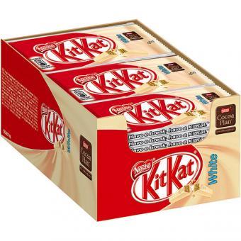 Kitkat White 24 Schokoriegel 41,5g