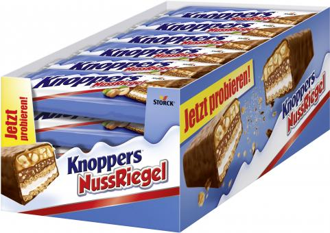 Knoppers Nussriegel 24x 40g