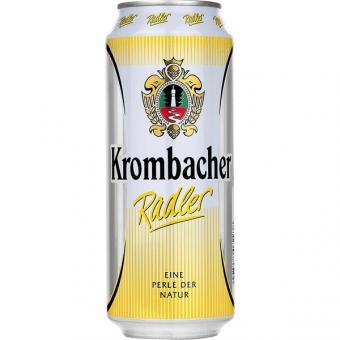 Krombacher Radler 24x 0,5L EINWEG Dose