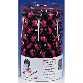 Küfa Cherry Cola Lolly 100 Stück