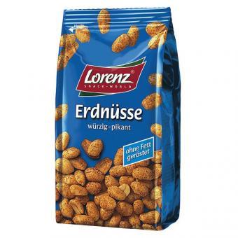 Lorenz Erdnüsse würzig pikant 14x 150g