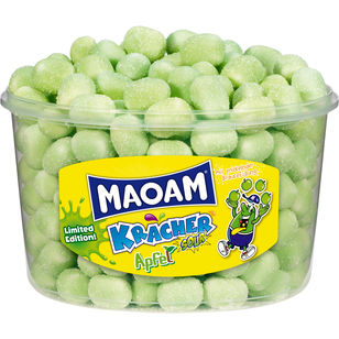 Maoam Kracher Sour Apfel 265 Stück