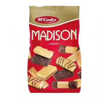 MCooky Madison Waffelmischung 10x 300g