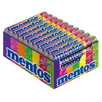 Mentos Rainbow 40x 37,5g