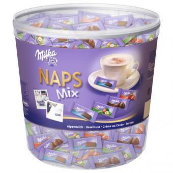 Milka Naps Mix 1kg