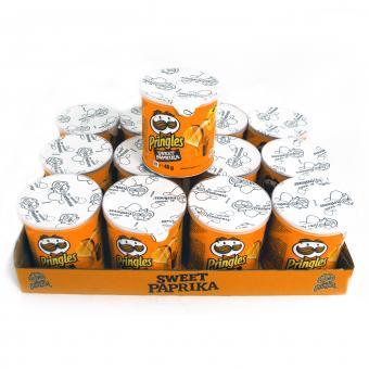 Pringles Sweet Paprika 12x 40g