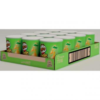 Pringles Sour Cream und Onion 12x 40g
