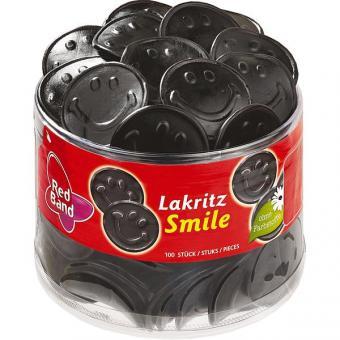 Red Band Lakritz Smile 100 Stück