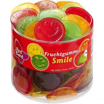 Red Band Fruchtgummi Smile 100 Stück