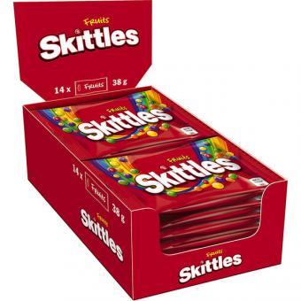 Skittles Fruit 14x 38g