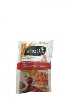 Snatts Mini Brotsnack Tomate/Oregano 30x 35g