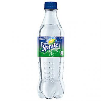 Sprite Flasche PET 12x 0,5l EINWEG