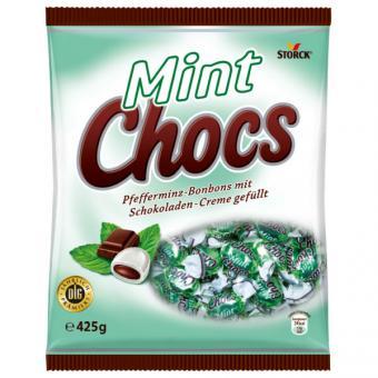 Storck Mint Chocs 425g Beutel